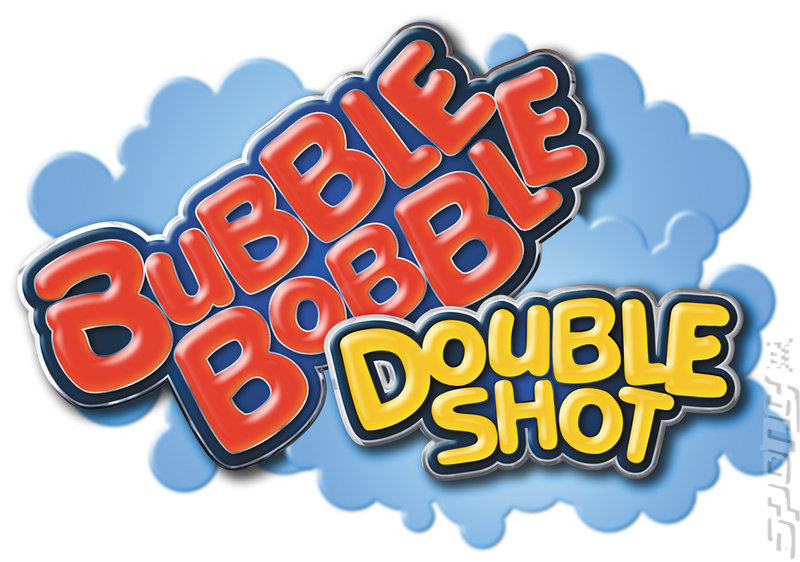 Bubble Bobble Double Shot - DS/DSi Artwork