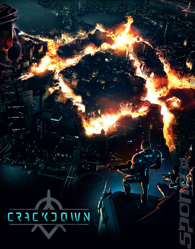 Crackdown 3 - Xbox One Artwork