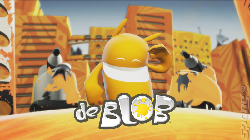 de Blob - Switch Artwork