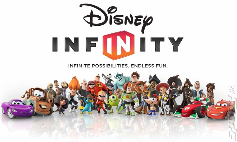 Disney Infinity - Xbox 360 Artwork