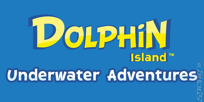 Dolphin Island: Underwater Adventures - DS/DSi Artwork