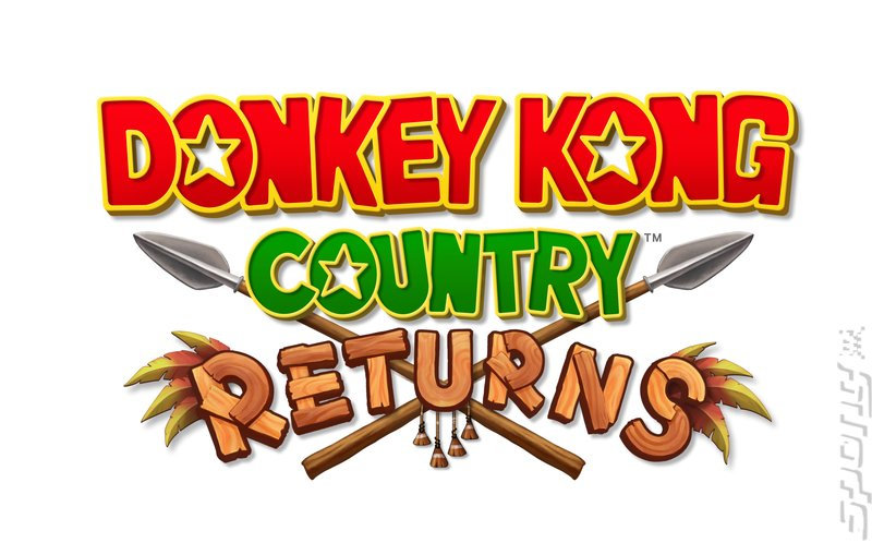 Donkey Kong Country Returns - 3DS/2DS Artwork