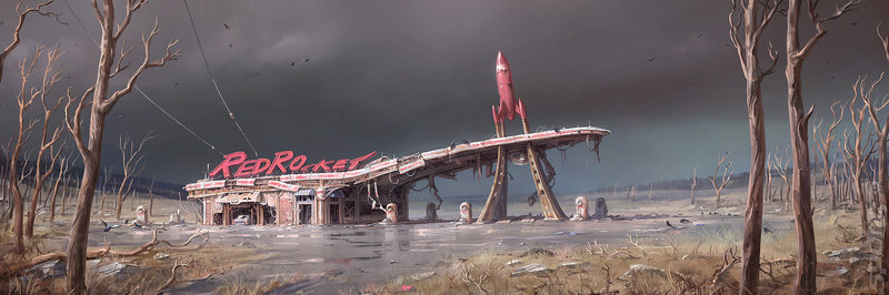 Fallout 4 - PS4 Artwork
