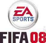 FIFA 08 - PS2 Artwork
