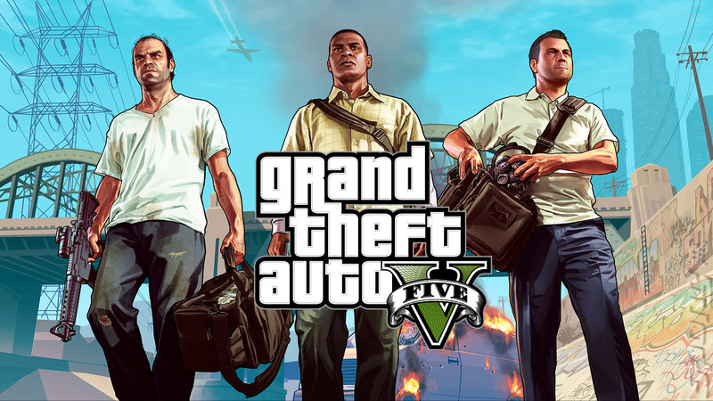 Rockstar Sends News of GTA V Trailer Info - It's GOOD NEWS News image