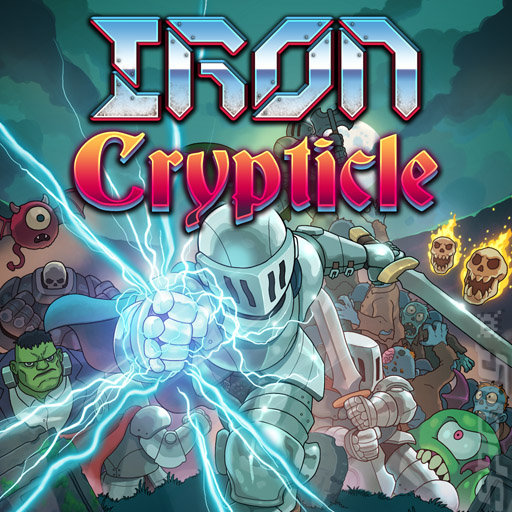 Iron Crypticle Editorial image