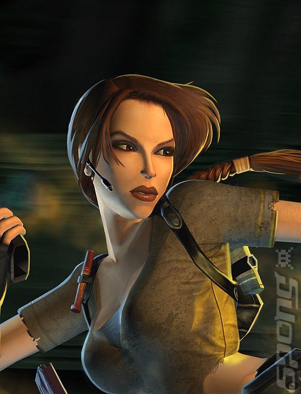 Artwork Images Lara Croft Tomb Raider Legend Psp 1 Of 12