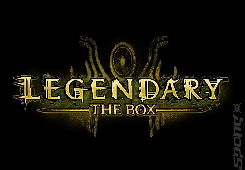 Legendary - PS3 Artwork