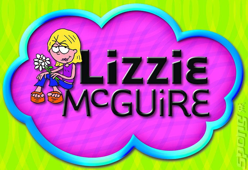 Lizzie McGuire 3: Homecoming Havoc - GBA Artwork