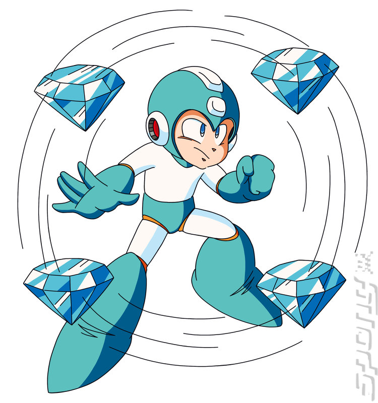 Mega Man 9 - NES Artwork