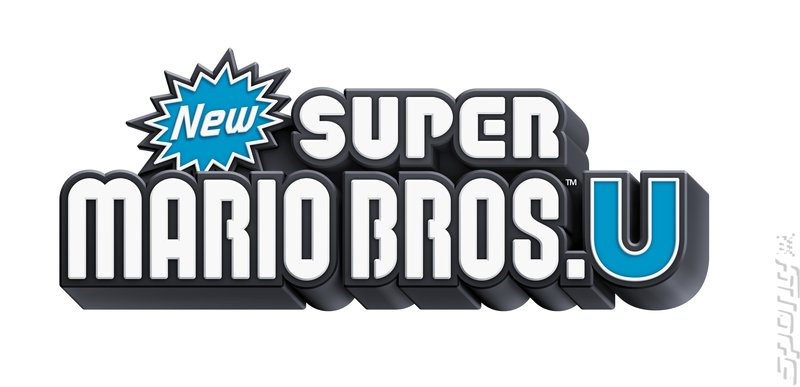 New Super Mario Bros. U - Wii U Artwork