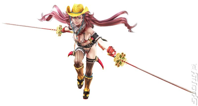 Onechanbara Z2: Chaos - PS4 Artwork