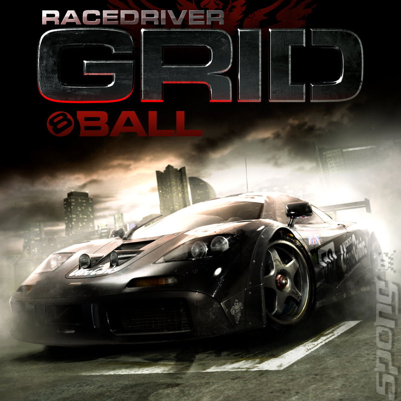 Racedriver: GRID - PC Artwork