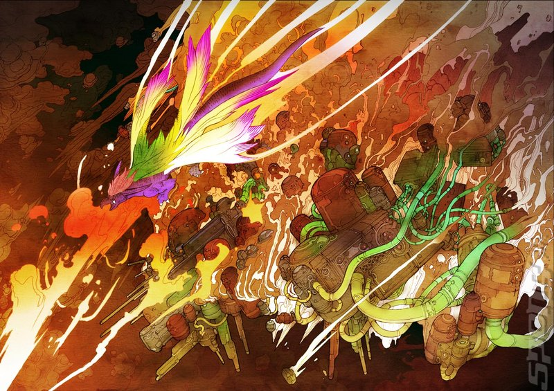 Secret of Mana - PS4 Artwork