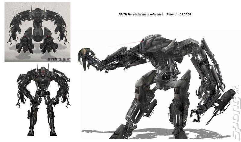 Terminator: Salvation - PS3 Artwork