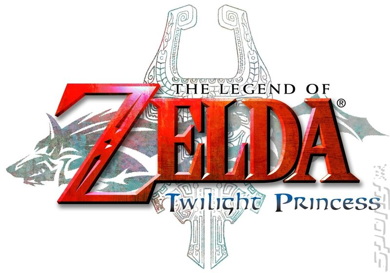 The Legend of Zelda: Twilight Princess - Wii Artwork