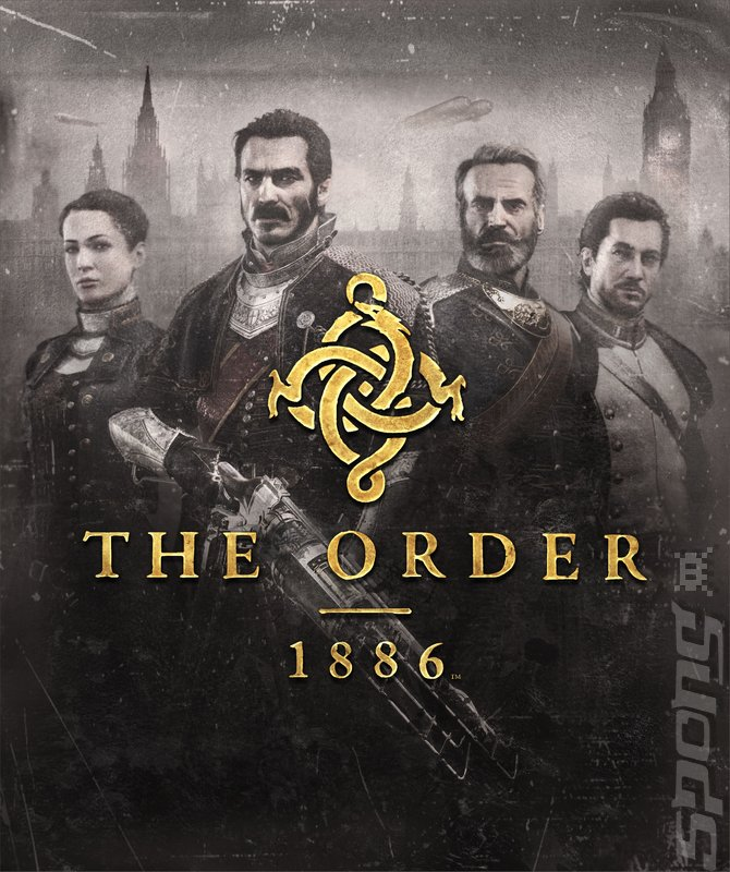 The Order: 1886 - PS4 Artwork