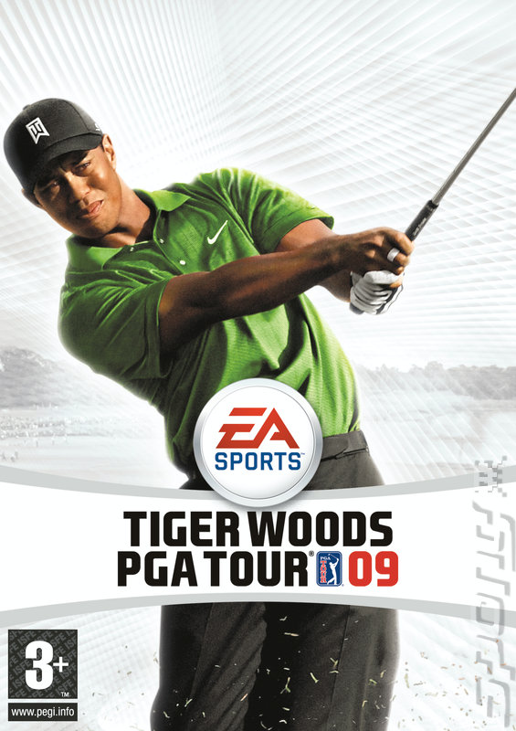 Tiger Woods PGA Tour 09 - PS3 Artwork