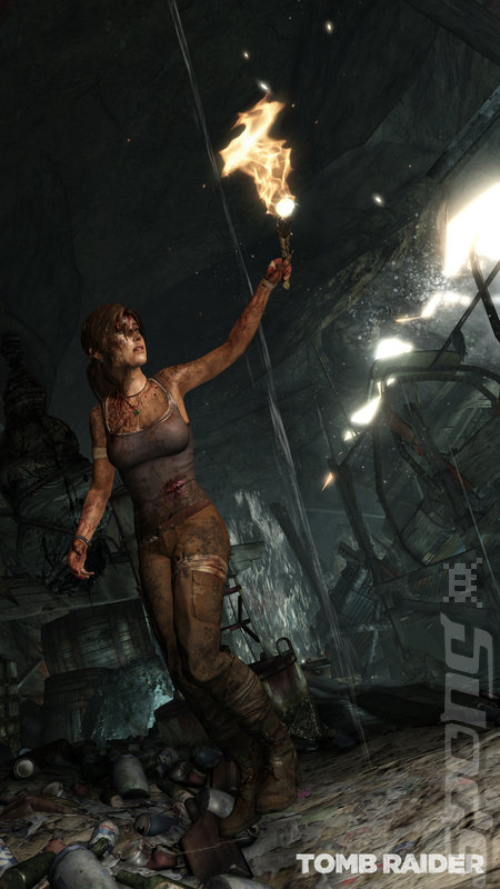 Tomb Raider 2013 Editorial image