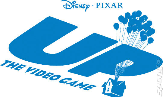 Disney Pixar: Up - PSP Artwork