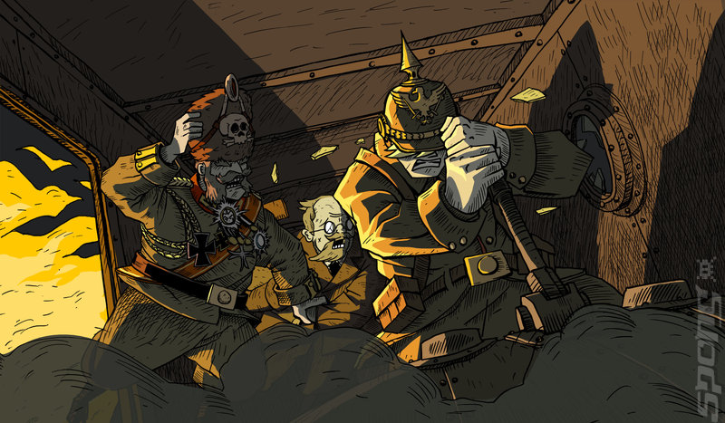 Valiant Hearts: the Great War - Xbox One Artwork