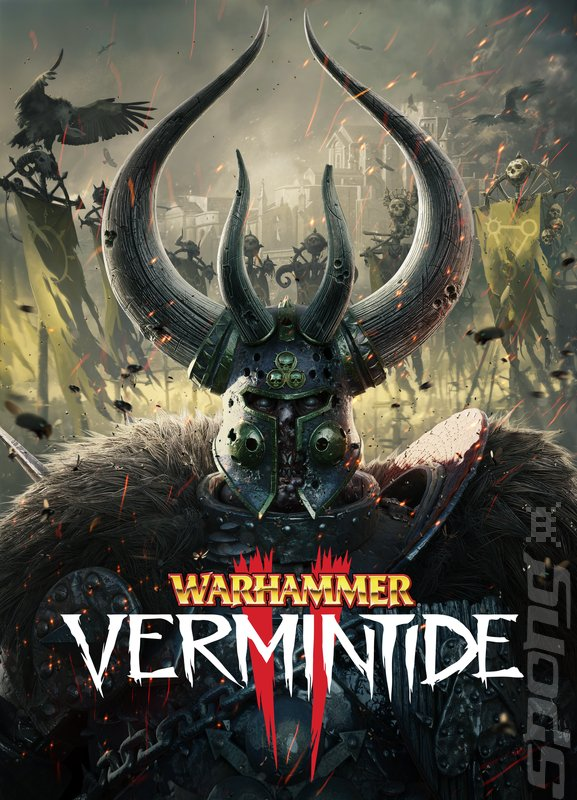 Warhammer: Vermintide 2 - PS4 Artwork