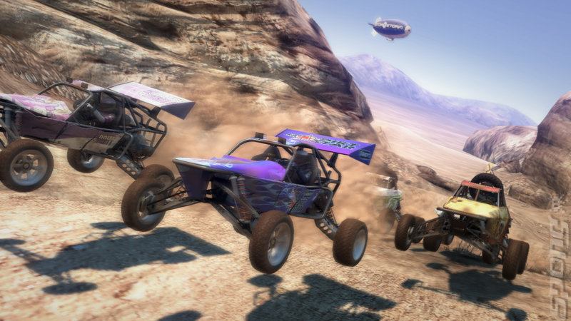 Motorstorm Developers Interviewed Editorial image