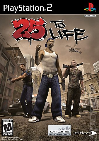 25 to life Xbox Ps3 Ps4 Pc jtag rgh dvd iso Xbox360 Wii Nintendo Mac Linux