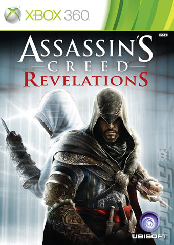 Assassin's Creed: Revelations - Xbox 360 Cover & Box Art