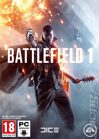 Battlefield 1 - PC Cover & Box Art