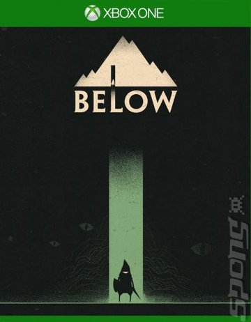 Below - Xbox One Cover & Box Art