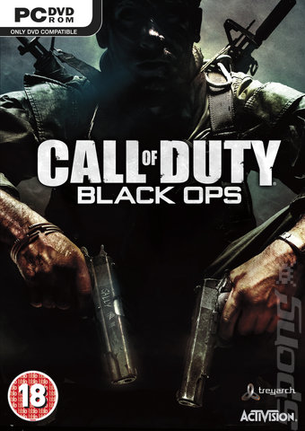 Black Ops Cover Pc. Call of Duty: Black Ops (PC)
