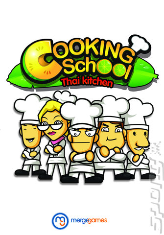 Cooking School: Thai Kitchen - PC Cover & Box Art