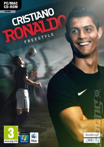 [UP.TO] Cristiano Ronaldo Freestyle Soccer [PC]