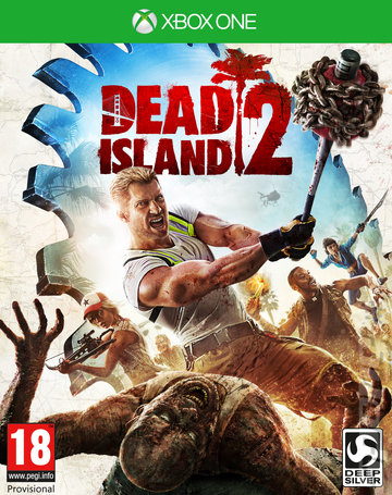 Dead Island 2 - Xbox One Cover & Box Art