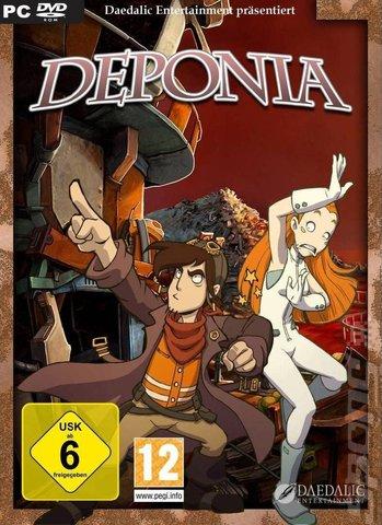 ����� ���� Deponia ���� �����