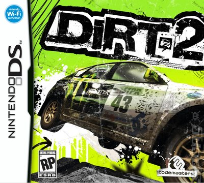 DiRT 2 - DS/DSi Cover & Box Art