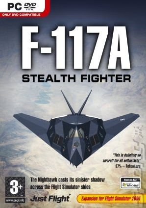 F-117A Stealth Fighter - PC F 117 Stealth Fighter Game