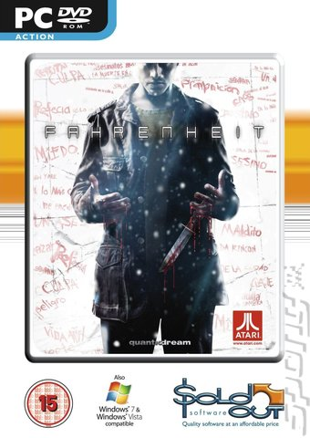 Covers & Box Art: Fahrenheit - PC (1 of 3)