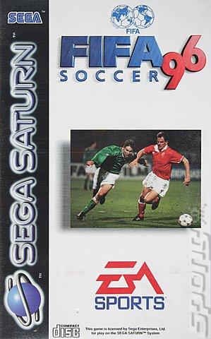 Fifa 96 Cover Covers & box art. fifa 96 -