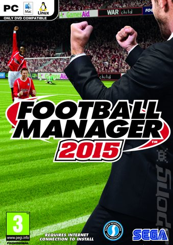 Football Manager 2015 - PC Cover & Box Art