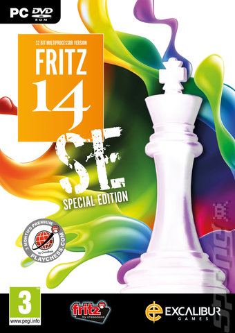Fritz Chess 14 - PC Cover & Box Art