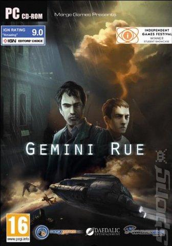 Gemini Rue - PC