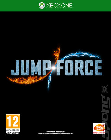 JUMP FORCE - Xbox One Cover & Box Art
