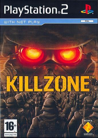 Covers & Box Art: Killzone - PS2 (1 of 1)