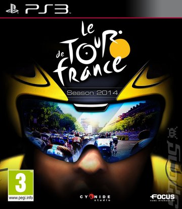 le Tour de France: Season 2014 - PS3 Cover & Box Art