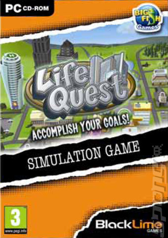 Life Quest - PC Cover & Box Art