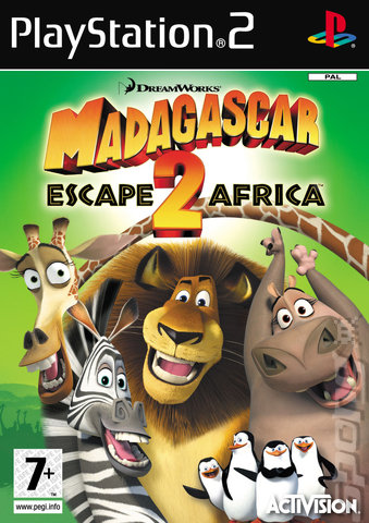 Madagascar – Escape 2 Africa