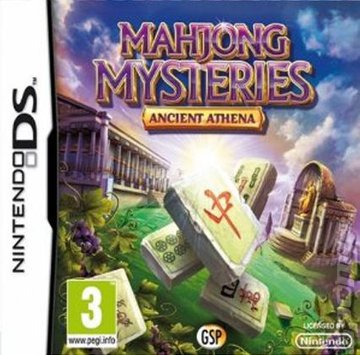 Mahjong Mysteries : Ancient Athena DS