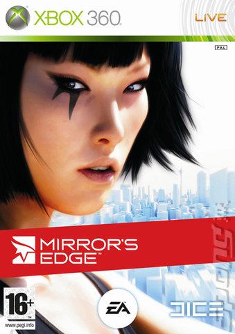 Mirror's Edge - Xbox 360 Cover & Box Art
